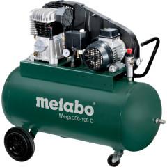 Компрессор Metabo Mega 350-100 D поршневой 250 л/мин 2.2 кВт 10 бар