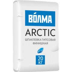 Шпаклевка гипсовая финишная Волма Arctic 20 кг