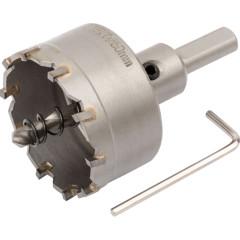 Коронка Fit Профи хром-ванадиевая кольцевая 50 мм