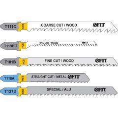НаборполотендляэлектроэлектролобзикаFITT111Cx2;T119BOx2;T101Bx2;T118Ax2;T127Dx2подеревуиметаллу,10шт. 41016