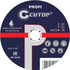 Круг зачистной по металлу Cutop 230x22.2x6 мм