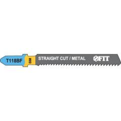 Полотна FIT T118BF по металлу 76х51х2 мм, 2 шт.