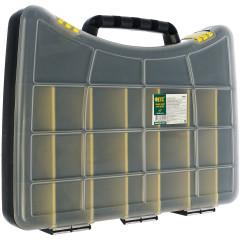 Ящик для крепежа органайзер FIT с защелкой 40x30x6 см