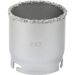 Коронка Fit карбидная кольцевая для кафеля 67 мм