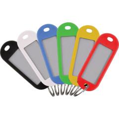 Брелок для ключей Курс 12.4x6.7x1.4 см, 6 шт.