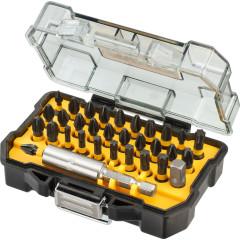 Набор бит DeWalt 32 предмета  биты 25 мм+держатель Torsion