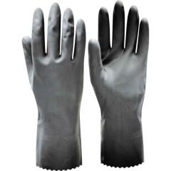 Перчатки Manipula Specialist КЩС-1 9 размер черные