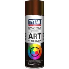 Краска акриловая Tytan Professionaln Art Of The Colour 8017 аэрозольная коричневый 400 мл