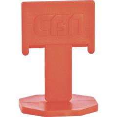 Набор зажимов и клиньев системы выравнивания плитки Jettools, 100 шт.