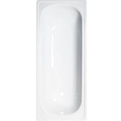 Ванна Antika A-5001 стальная 160 л 150х70 см с опорной подставкой белая