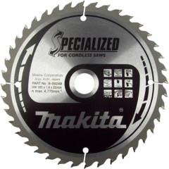 Диск пильный Makita по дереву 85x15x1 мм 20 зубьев