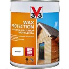 Антисептик V33 Wax Protection белый 2.5 л