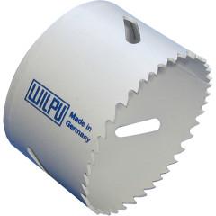 Коронка Wilpu биметаллическая Co 8 % крупные зубья 60 мм