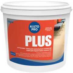 Клей для напольных покрытий Kiilto Plus универсальный 4 кг