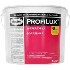 Штукатурка Profilux Роллерная 15 кг