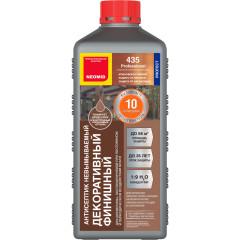 АнтисептикневымываемыйNeomidкоричневый4351л концентрат1:9