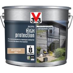 Антисептик V33 Модерн High Protection лазурь дымчатая ель полуматовый 9 л