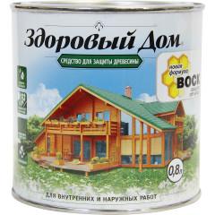 Антисептик Здоровый Дом бесцветный 0.8 л