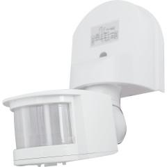 Датчик движения IEK ДД-008 1100Вт 180 градусов 12 м IP44 белый