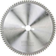 Пильный диск по дереву Dewalt Extreme 305x30 мм 80 зубов