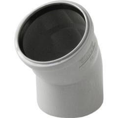Отвод полипропиленовый Polytron d 50 мм х 30 градусов