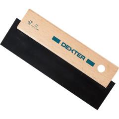 Шпатель для затирки швов Dexter 195 мм