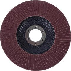 Круг лепестковый плоский Flexione 125х22.23 мм Р40