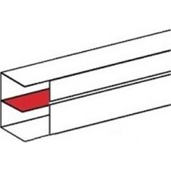 Перегородка разделительная для кабель-каналов Legrand 65х150/195/220 белый