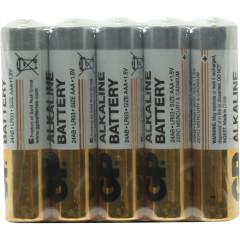 Батарейка алкалиновая GP Super Alkaline GP 24ARU-2S ААА, 10 шт.