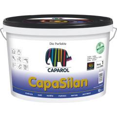 Краска водно-дисперсионная для внутренних работ Caparol CapaSilan База 1 10 л