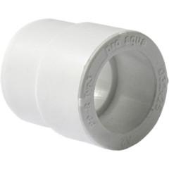 Муфта полипропиленовая Pro Aqua переходная PP-R Н-В белая 63-40 мм