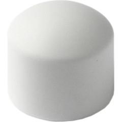 Заглушка полипропиленовая Pro Aqua PP-R белая 40 мм