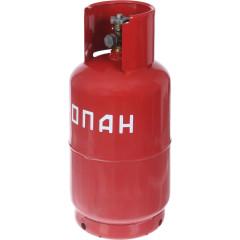 Баллон газовый Novogas пропановый с редуктором РДСГ 1-1.2 12 л