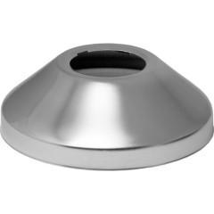 """Декоративная чашка отражатель MasterProf MP-У 3/4"""" 60/28 мм низкая хром"""