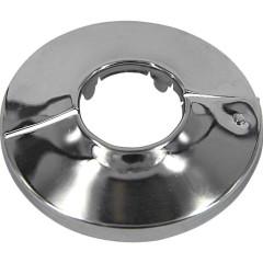 """Декоративная чашка отражатель MasterProf MP-У 1"""" 65/32 мм низкая разъемная хром"""