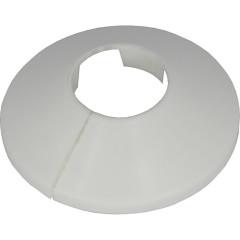 Декоративная чашка отражатель MasterProf MP-У 57/20 мм низкая разъемная пластик