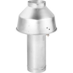 Колпак дымовой Baxi Kit antirefouleur 180 мм