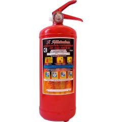 Огнетушитель порошковый Ярпожинвест ОП-2 АВСЕ 2.3 л