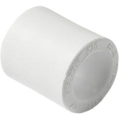 Муфта полипропиленовая Pro Aqua PP-R белая 20 мм