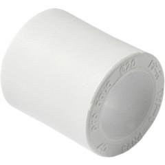 Муфта полипропиленовая Pro Aqua PP-R белая 50 мм