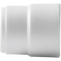 Муфта полипропиленовая Pro Aqua переходная PP-R Н-В белая 50-40 мм