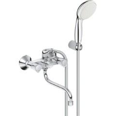 Смеситель для ванны с душевым гарнитуром Grohe Costa S 2679210A