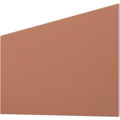 Уральский керамогранит Кирпич 300x600x10 мм коричневый матовый