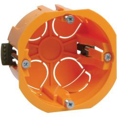 Коробка установочная IEK КМ40022 для полых стен 65х45 мм