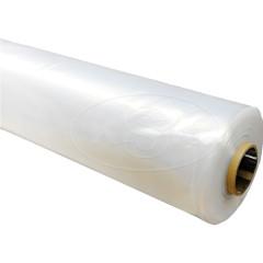 Пленка полиэтиленовая Первый сорт рукав 3 м 80 мкм рулон 100 м