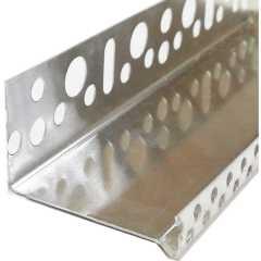 Профиль цокольный AL 100x0.9 мм 2.5 м