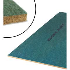 Ветрозащитная плита Isoplaat 25х2700х1200 мм