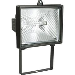 Прожектор галогенный IEK ИО500 SMD 500 Вт IP54 черный
