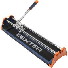 Плиткорез ручной Dexter 430 мм толщина реза 12 мм