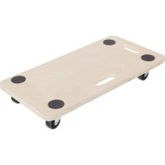 Тележка  деревянная Standers 57.5x29 см грузоподъемность 150 кг